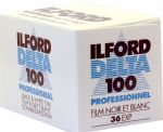 Ilford Delta 100 iso  36 exposure Black & White Camera Film